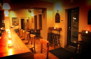 Bar au centre-ville de Sherbrooke